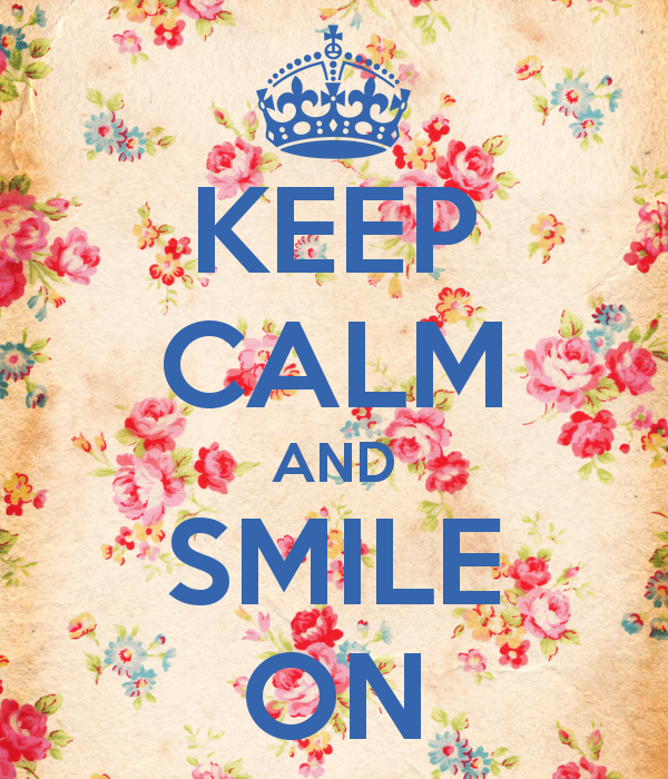 keep-calm-and-smile-on