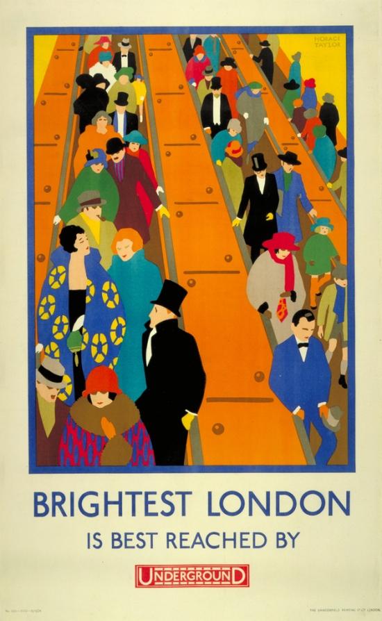 london underground poster 2