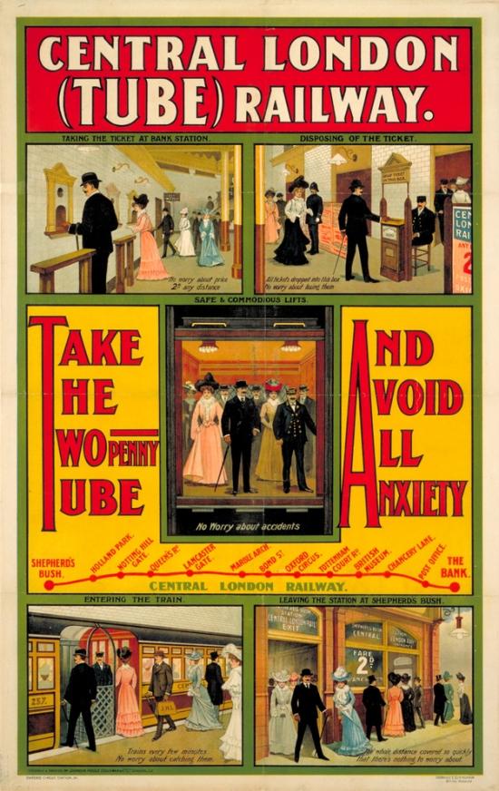 london underground poster 1